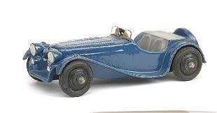 Dinky No.38f Jaguar SS100 Sports