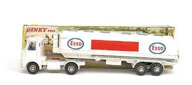 """347: Dinky No.945 AEC Fuel Tanker """"Esso"""""""