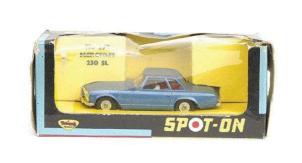 1001: Spot-On No.278 Mercedes Benz 230SL