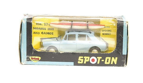 1007: Spot-On No.274 Morris 1100