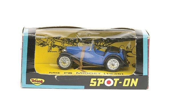 1009: Spot-On No.279 MG PB Midget