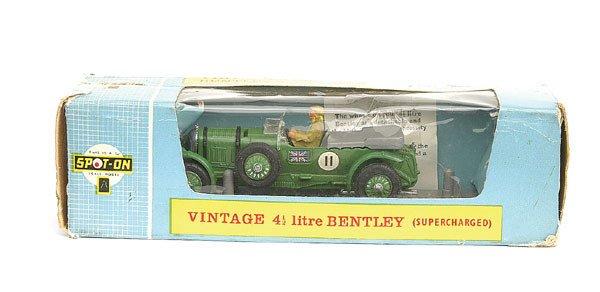 1012: Spot-On No.263 Vintage Bentley