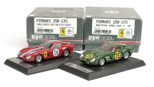 1538: BBR - a pair of Ferrari Endurance Cars