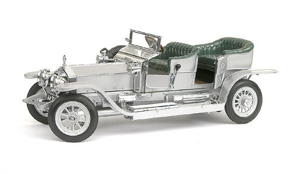 1814: Franklin Mint 1907 Rolls Royce Silver Ghost