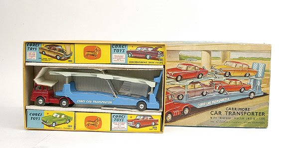 2624: Corgi GS28 Car Transporter Gift Set