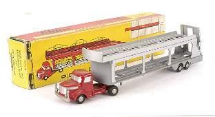 3077: Schuco Piccolo No.761 Car Transporter