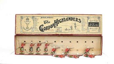 6: Britains-Set157-Gordon Highlanders-1908 version