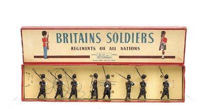 17: Britains-Set 2009 - Belgian Grenadiers [1948-59]