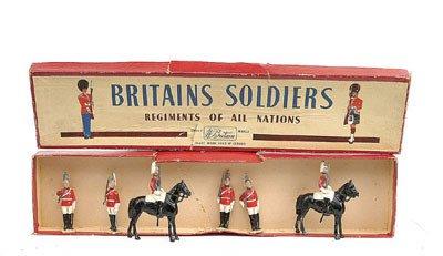 18: Britains-Set2029-Lifeguards Sentries [1949-59]