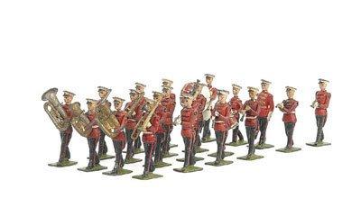 23: Britains-Set2014-U.S. Marine Band [1948 version]