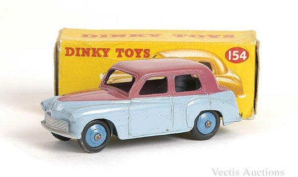 1003: Dinky No.154 Hillman Minx Saloon