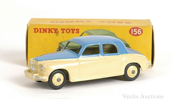 1005: Dinky No.156 Rover 75 Saloon