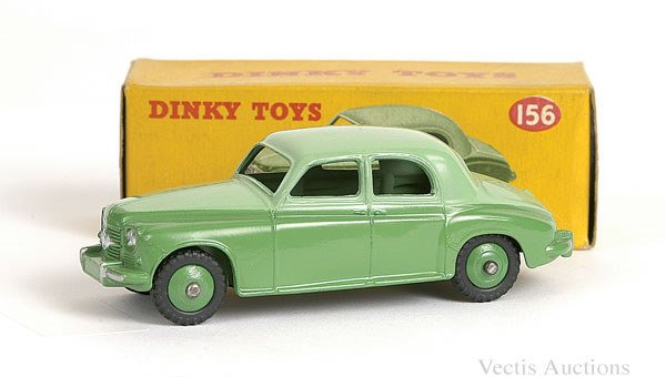 1006: Dinky No.156 Rover 75 Saloon