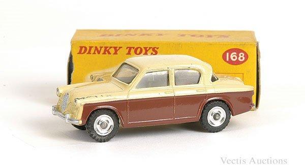 1008: Dinky No.168 Singer Gazelle