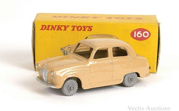 1011: Dinky No.160 Austin A30 Saloon