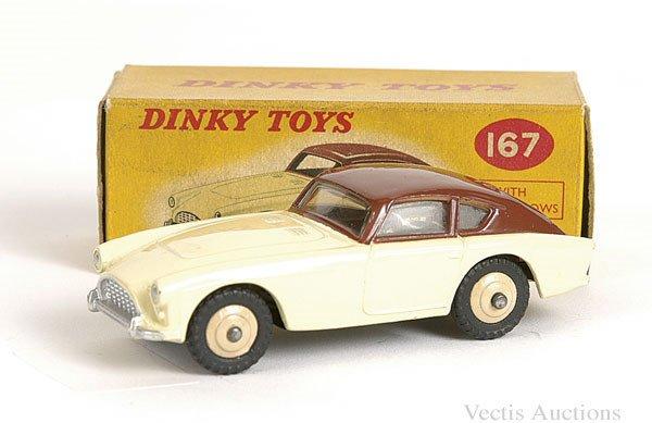 1014: Dinky No.167 AEC Aceca Coupe