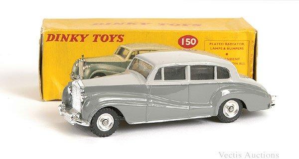 1024: Dinky No.150 Rolls Royce Silver Wraith