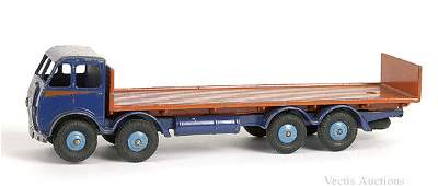 1274: Dinky Foden Flat Truck with Tailboard