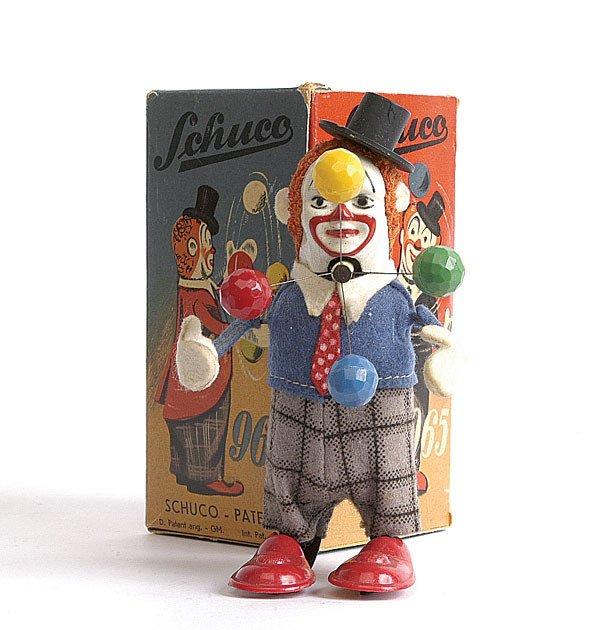 6: Schuco - 965 - Clown Juggler