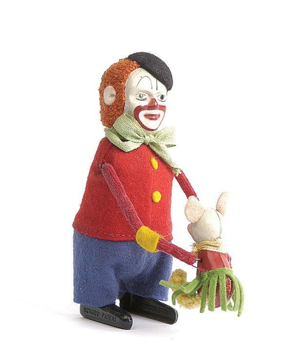 11: Schuco - 988 - Clockwork Clown