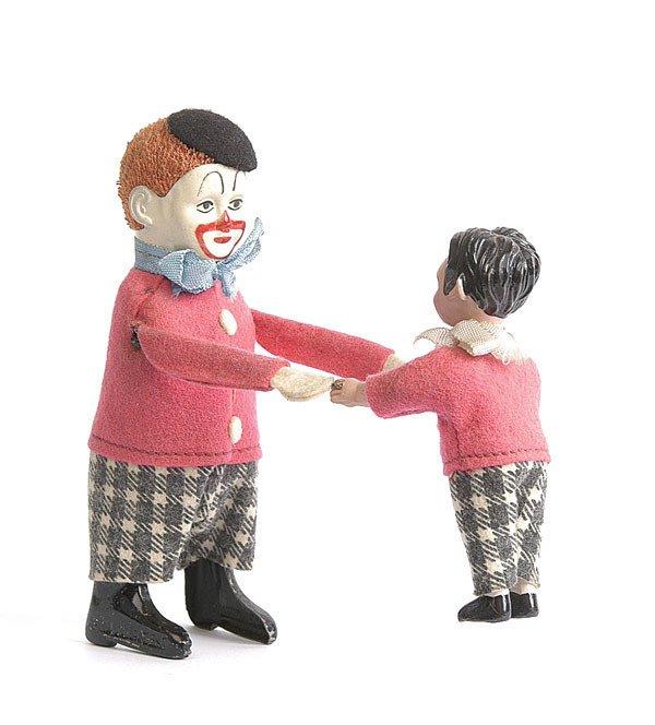 19: Schuco - 981 - Clockwork Clown