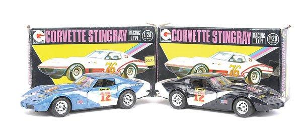 1001: Eidai Grip Corvette Stingray