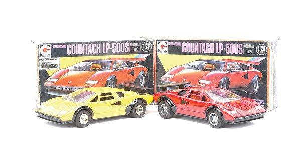 1003: Eidai Grip No.17 Lamborghini Countach