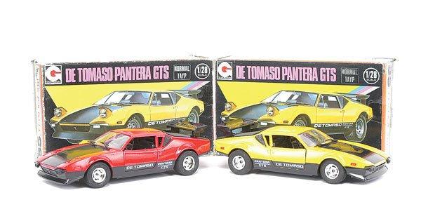 1007: Eidai Grip No.35 De Tomaso Panterra GTS