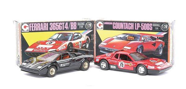 1008: Eidai Grip No.17 Lamborghini Countach