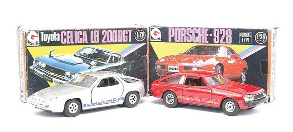 1010: Eidai Grip No.54 Porsche 928 Road Car