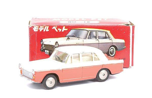 1024: Asahi (ATC Model Pet) No.18 Isuzu Ballet