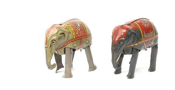 1693: Matchbox Lesney Moko Jumbo Elephant