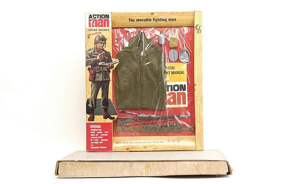 2003: Palitoy Action Man Bivouac Sleeping Bag Kit