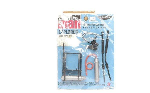 2005: Palitoy Action Man Explorer High Altitude Kit