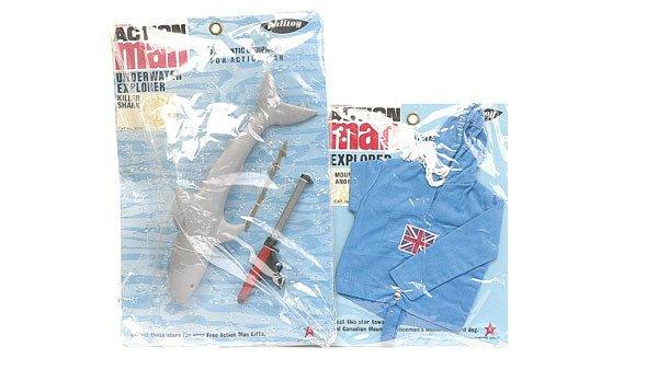 2006: Palitoy Action Man Underwater Explorer Shark