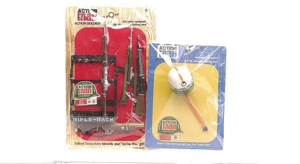 2007: Palitoy Action Man Rifle Rack
