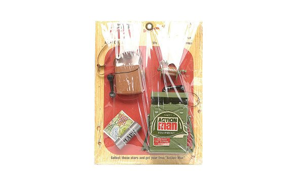 2011: Palitoy Action Man Field Radio and Telephone Kit