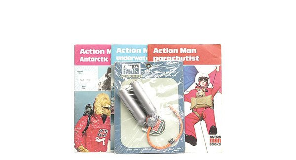 2014: Palitoy Action Man Action Breathing Apparatus