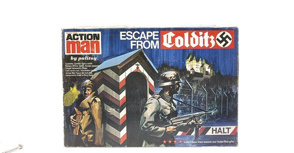 2015: Palitoy Action Man Escape from Colditz Set