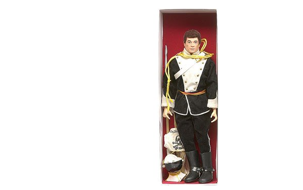 2018: Palitoy Action Man 17th/21st Lancers