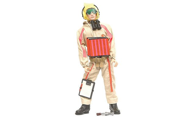 2019: Palitoy Action Man Landing Signal Officer