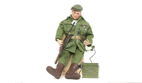 2021: Palitoy Action Man US Green Beret Soldier