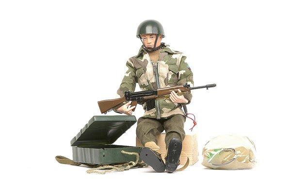 2023: Rare Palitoy Action Man British Paratrooper