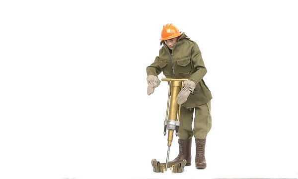 2024: Rare Palitoy Action Man Combat Engineer
