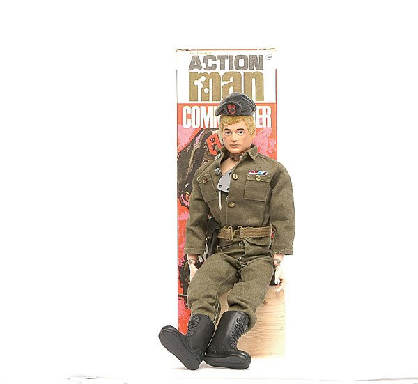 2037: Palitoy Action Man Talking Commander