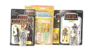 2071: Quantity of Star Wars Return of the Jedi Figures
