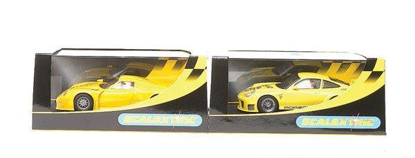 11: Scalextric C2449 Porsche GT1 Club 2002