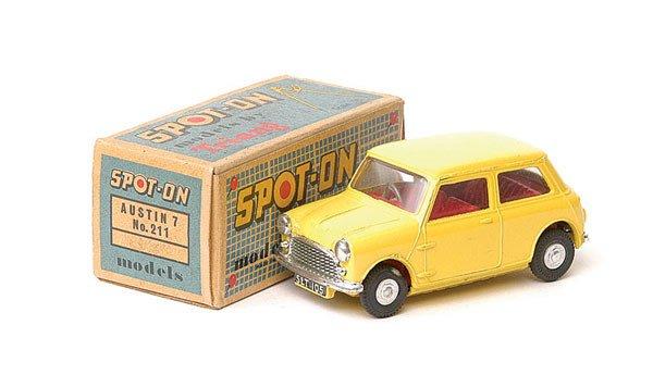 136: Spot-On No.211 Austin 7 Mini
