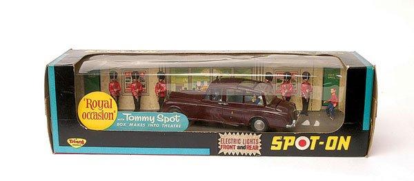 "191: Spot-On No.806 ""Royal Occasion with Tommyspot"""