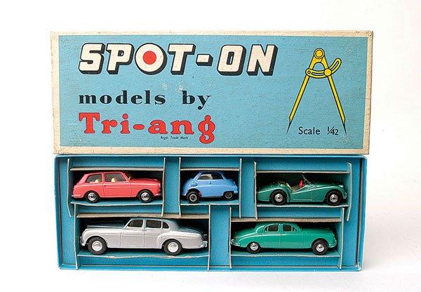 195: Spot-On No.A Presentation Set